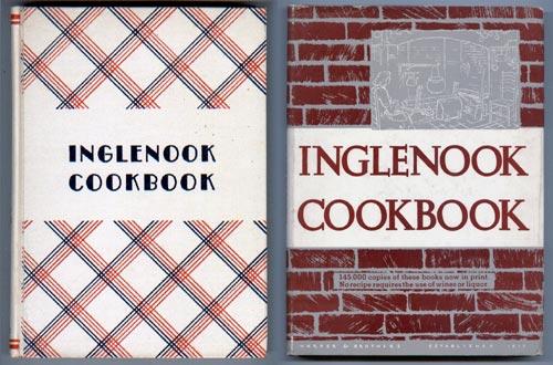 Grandaughter's Inglenook Cook Book 1948