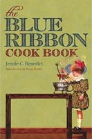 blue ribbon cook book jennie benedict
