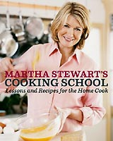 martha stewart's cooking school cookbook
