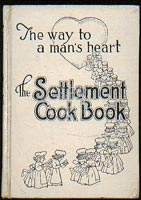 Settlement Cook Book 1931