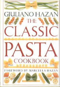 front cover of Classic Pasta Cookbook - first edition 1993