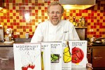 Nathan Myrhold and his book Modernist Cuisine